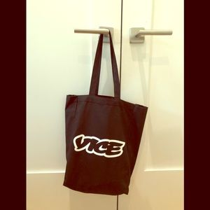 Vice canvas bag